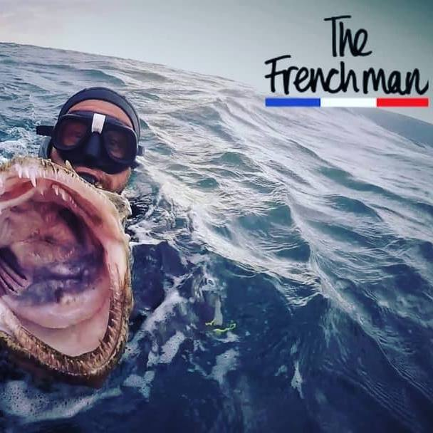 The Frenchman Banner
